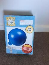 EXERCISE FIT BALL (65 CM) Terrigal Gosford Area Preview
