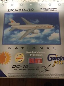Gemini Jets National Airlines