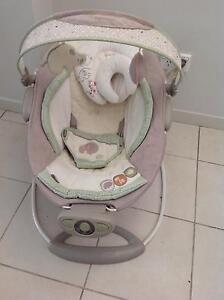 Bright stars baby bouncer Caringbah Sutherland Area Preview