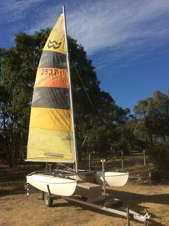 Surfcat 14  catamaran