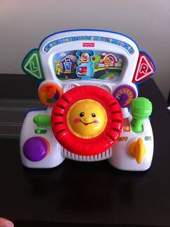 Fisher price learning toys Broadbeach Waters Gold Coast City Preview