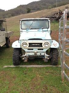 1978 Toyota LandCruiser Other Tamworth Surrounds Preview