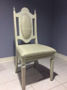 Dining room chairs +recliner