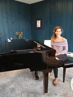 High Quality Piano and Voice Lessons