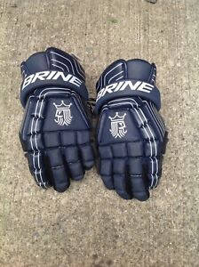 Brine FIELD LAX goalie gloves