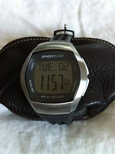 Sport line fitness watch