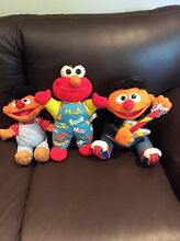 """Reduced"" Sesame Street toys Golden Grove Tea Tree Gully Area Preview"