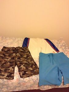 Men's assorted shorts - fila Southpole starbury