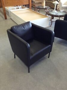 Leather armchair only $100