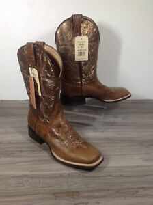 **NEW**Stetson ladies horsewoman handmade boots 12-021-8801-087