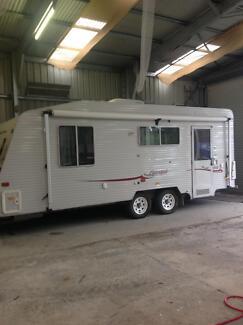 Family caravan Triple Bunk Beds Edwardstown Marion Area Preview