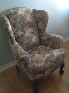 Sklar Peppler wing chair