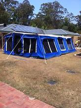 Leisure Matters galvanized camper trailer as new condition Bridgeman Downs Brisbane North East Preview
