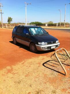 1997 Mitsubishi Nimbus Wagon(Family or backpackers) West Perth Perth City Preview