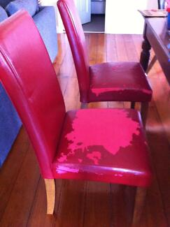 Dining Chairs x 4 Free