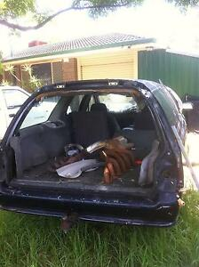 Ford Falcon AUII Wagon, 2001,  Wrecking all parts. BA BF similar. Maddington Gosnells Area Preview