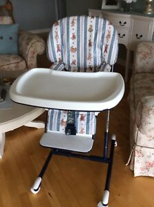 High chair- Peg Perego