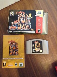 Conkers bad fur day cib
