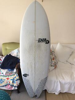 Surfboard, as new
