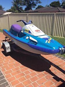 JetSki  Wave runner Yamaha Richmond Hawkesbury Area Preview