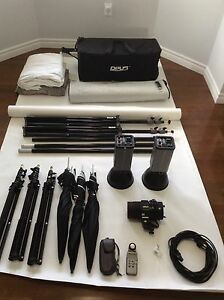 Photography Professional Light Kit