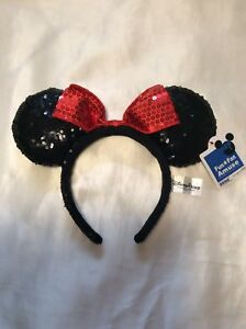 Authentic Disney Parks Minnie Mouse Headband (Brand new!)