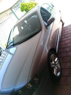 05 Ford ba  xr6 turbo