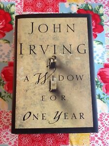 A Window for One Year, by John Irving 1st. ed.