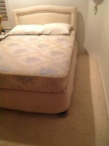 DOUBLE BED WITH PADDED. BEDHEAD Coombabah Gold Coast North Preview