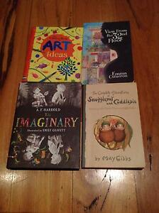 A set of 4 good children's books Coogee Eastern Suburbs Preview