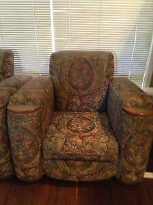 3 seater lounge with arm chairs Eaton Dardanup Area Preview