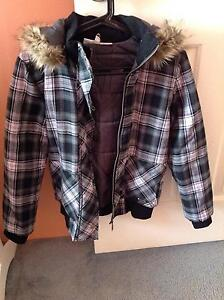 Size 10 puffer jacket Dianella Stirling Area Preview