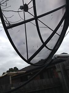 Satellite dish Mill Park Whittlesea Area Preview
