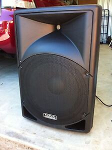 Powered speakers 300W Richmond West Torrens Area Preview
