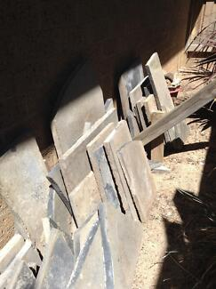 CONCRETE SLABS - FREE FOR PICK UP