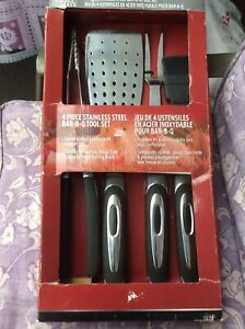 New bbq tools stainlesssteel