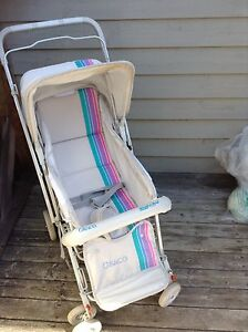 Vintage Graco Stroll-a-bed
