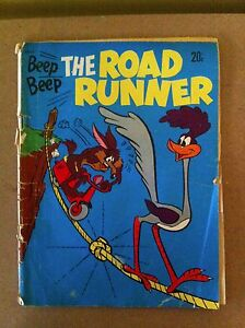 Comic - The Road Runner No.25113. ( Make an Offer ). Raymond Terrace Port Stephens Area Preview
