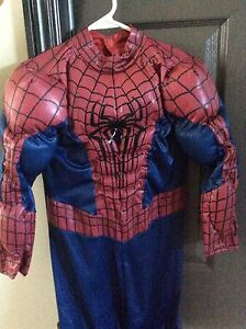 Disney Store Spider-Man Costume