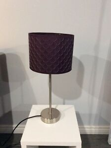 Lampe / Table Lamp