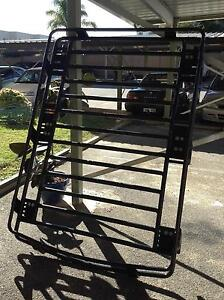 Aluminium Roof Rack and Land Cruiser tyre Perth Perth City Area Preview
