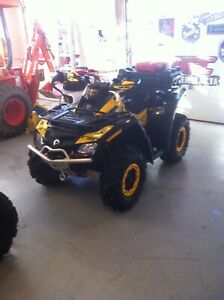 2011 Can Am Outlander 800 XXC