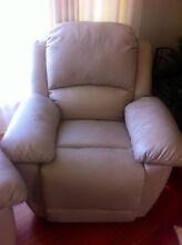 Recliner armchair beige/cream good condition Glenroy Moreland Area Preview