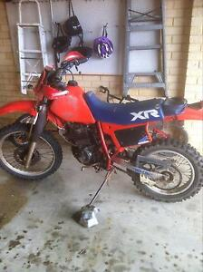 Honda 1985 XR 250 Woodvale Joondalup Area Preview