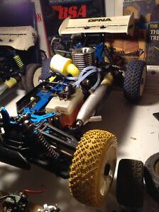 Ofna mbx nitro 1/8 buggy