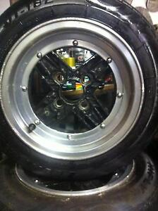 Roh 13' Mag wheels 4x100 Sunnybank Brisbane South West Preview