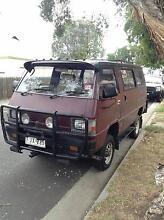 1984 Mitsubishi L300 4X4 Coburg Moreland Area Preview