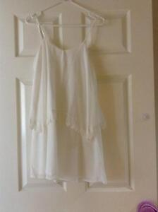 White dress/top Campbelltown Campbelltown Area Preview