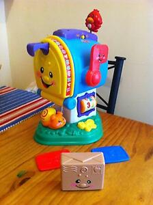 Fisher Price Letter Box with 2 Letters and 1 Parcel Belmont Geelong City Preview