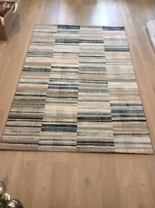 5 x 7 1/2 foot area rug for sale
